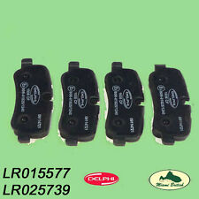 LAND ROVER REAR BRAKE PADS RANGE & RR SPORT SUPERCHARGED LR025739 DELPHI