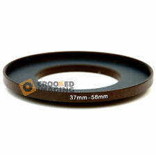 LENS ADAPTER STEPPING STEP UP RING 37mm to 58mm Filter By Kood - FREE UK P&P