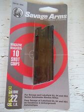 NEW FACTORY 10 RD .22 cal Magazine for SAVAGE ARMS GUN MODELS 62,64 & 954 rifle