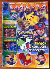 Manga Kids Magazine n°30; Dossier spécial Catch