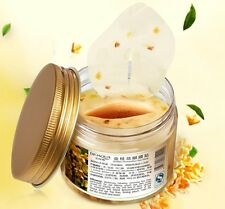 Traditional Chinese Herbal Osmanthus Hyaluronic Acid Peel Eye Mask 80 Pieces