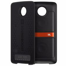 JBL SoundBoost Moto Mod Portable Stereo Speaker for Motorola Moto Z - Black