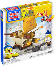 Mega Bloks Spongebob Squarepants CND25 - Burgermobile Showdown
