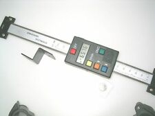"6"" VERTICAL ELECTRONIC DIGITAL SCALE UNIT READOUT  FOR LATHE MILLING MACHINE ETC"