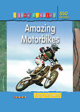 Frances Ridley Amazing Motorbikes (I Love Reading): Fact Hounds Very Good Book