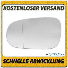 spiegelglas für HONDA CIVIC VI 1996-2000 links asphärisch fahrerseite