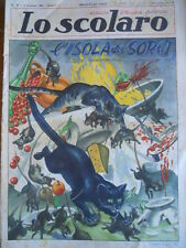 Lo Scolaro n°41 1961  - Rivista fumetti  [G393]