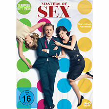 4 DVD-Box ° Masters of Sex - Staffel 3 ° NEU & OVP