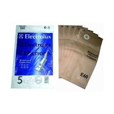 Genuine Electrolux Vacuum Paper Bag - Pack of 5 (E60)