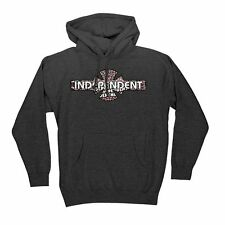 Independent Trucks MULTIFILL PULLOVER Skateboard Hoodie CHARCOAL HEATHER MEDIUM