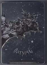 Batman: Arkham Origins Collector's 3D Metal Pack Edition PS3 AUS *NEW!!*