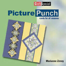 Picture Punch crds for all seasons - Marianne Zimny - Craft Special Book