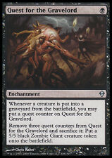 2x In Cerca del Signore dei Sepolcri - Quest for the Gravelord MTG MAGIC Zen Eng