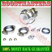 38mm V-BAND EMUSA wastegateCHROME NEW T3/T4 T3 GT35 T70 T4 GT30 Turbo charge