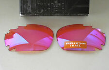 New 100% Authentic Oakley Racing Jacket / Jawbone PRIZM Trail Vented Lens  $90