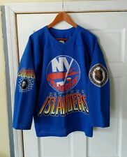RARE Vtg 1993 NHL New York Islanders Hockey Jersey By CCM. Men's Medium.