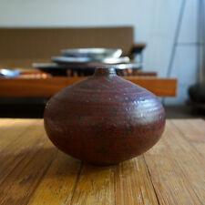 Vivika & Otto Heino California Studio Pottery Vase Mid Century Eames