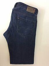 "Diesel Thavar Men's Jeans W33"" L32"" Mid Denim Blue, Vgc"