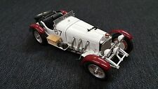 CMC 1/18 Mercedes-Benz SSKL Mille Miglia 1931 WITH BOX