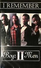 "Boyz II Men ""I Remember"" R&B Craig Mack Busta Rhymes Method Man Treach SEALED"