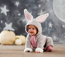 New Pottery Barn Kids Easter BABY Bunny  Baby Costume 0-6 Months Com/2 $88.00