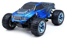 1/10 2.4G Exceed RC Infinitive EP Off-Road Truck Brushless Motor ESC Silver/Blue