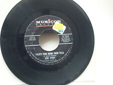 "GENE PITNEY-2 Orig. 45's-""24 Hours From Tulsa"" &""I Must Be Seeing Things-VG+/EX"