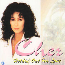 FREE US SH (int'l sh=$0-$3) NEW CD Cher: Holdin Out for Love Import
