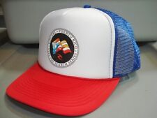 NEW RIP CURL THE SEARCH SERIES PUERTO RICO  TRUCKER CAP HATS BY OTTO HEADWEAR