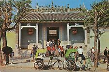 BG32671 goddess of mercy temple macao china bike types folklore