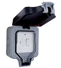 BG OUTDOOR switched fuse spur IP66 WEATHERPROOF