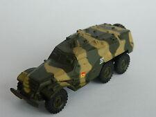 BTR-152 (camouflage), Russia, 1:72nd scale diecast Tank №44 u by Fabbri