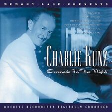 Charlie Kunz - Serenade In The Night (CD Album 2000)