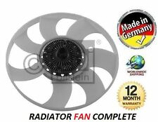 FOR FORD TRANSIT 2.2 2.4 TDCi 2006--  NEW VISCUSS RADIATOR FAN 1695329