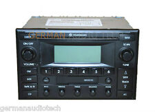 VOLKSWAGEN VW PREMIUM 6 CD PLAYER RADIO JETTA PASSAT GOLF GTi 2001 2002 2003 04
