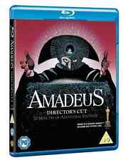 BLU RAY IMPORT ANGLAIS son français Amadeus Director's cut Comme neuf like new !