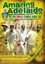 Amazing Adelaide - The 2nd 2006/7 Ashes Test (DVD, 2006) Australian Cricket
