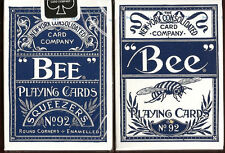 Erdnaseum Bee Squeezers Deck Playing Cards Poker Size USPCC Limited Buck Twins