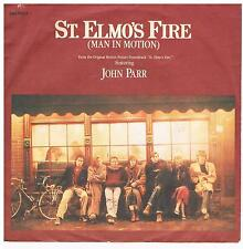 "John Parr-St. Elmo's Fire/Treat me like animal/7"" Single von 1984"