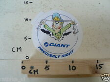STICKER,DECAL GIANT PRECISELY RIGHT FIETSEN ?