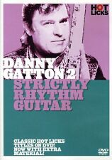 Danny Gatton: Strictly Rhythm Guitar (2005, DVD NEUF)