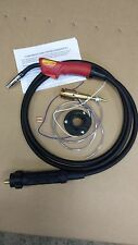 MIG WELDER EURO TORCH CONVERSION KIT WITH MB15 3m TORCH and fitting instructions