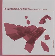 The Deeper Side Of Drum And Bass by TeeBee (CD, May-2002, Rockwell)