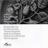 Faure: Requiem Op. 48; Durufle: Requiem Op. 9 (2002) Warner Classics {CD Album}
