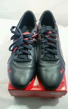 PUMA Drift Cat 6 SF Shoes Ferrari Low Black Red Men Casual Sneakers size 9.5