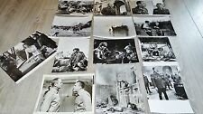bourvil LE JOUR LE PLUS LONG the longest day ! rare 13 photos cinema presse 1962