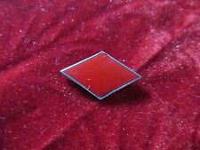 US ARMY 6th Infantry Division Insignia Pin DUI   Clutch back