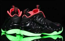 Nike Air Foamposite Pro Yeezy 2 Black Solar Black 616750 001 Men Size 10 Shoes