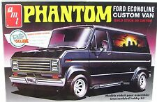 Ford Econoline Phantom Custom Van AMT 767 1/25 Scale New Model Kit