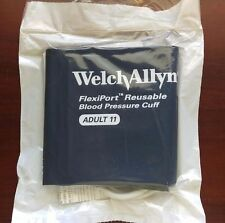 Welch Allyn Blood Pressure Cuff Reusable 2-Tube ADULT #REUSE-11-2MQ NEW